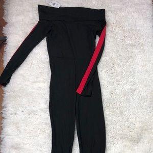 Fashion Nova onesie jumper